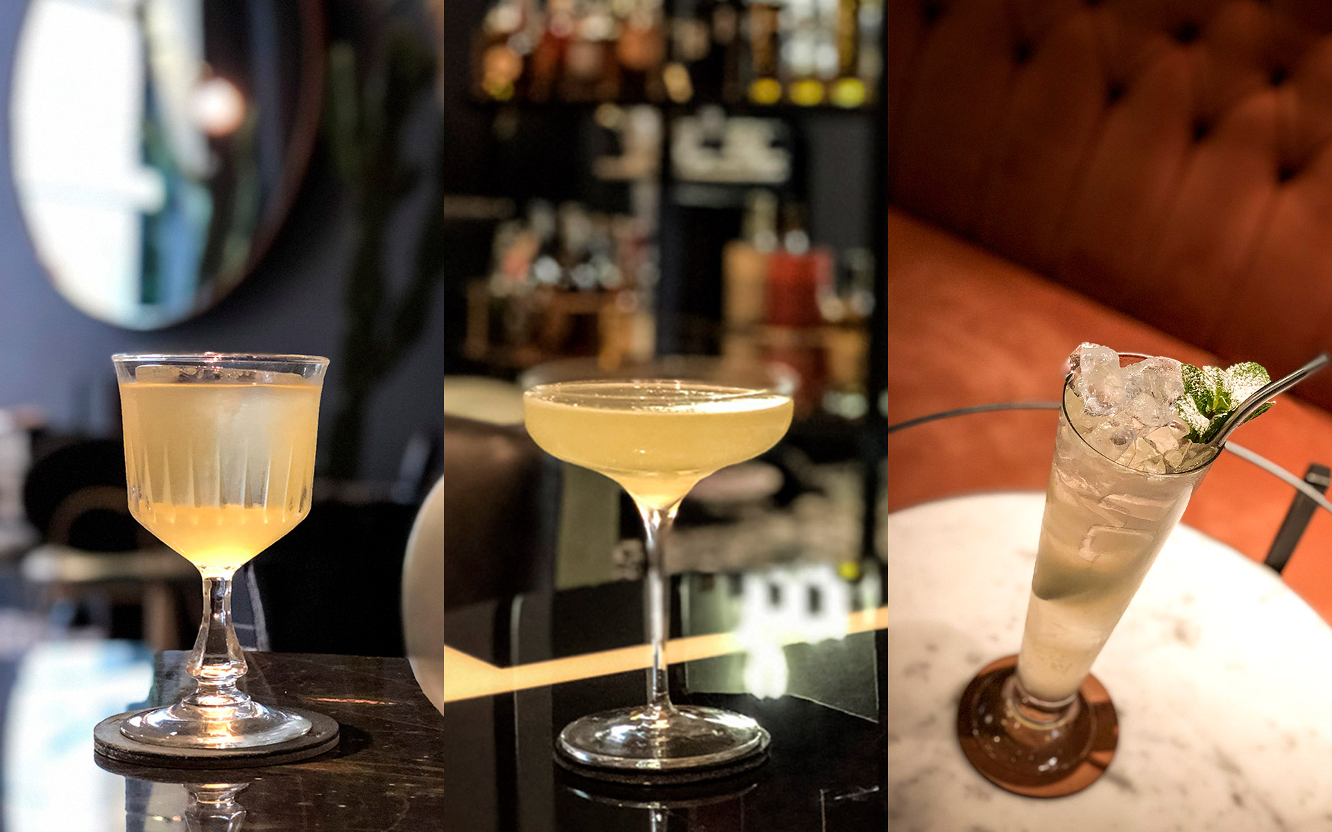APPLE COCKTAILS ARE THE AUTUMN TREND AT THE BAXTER BAR