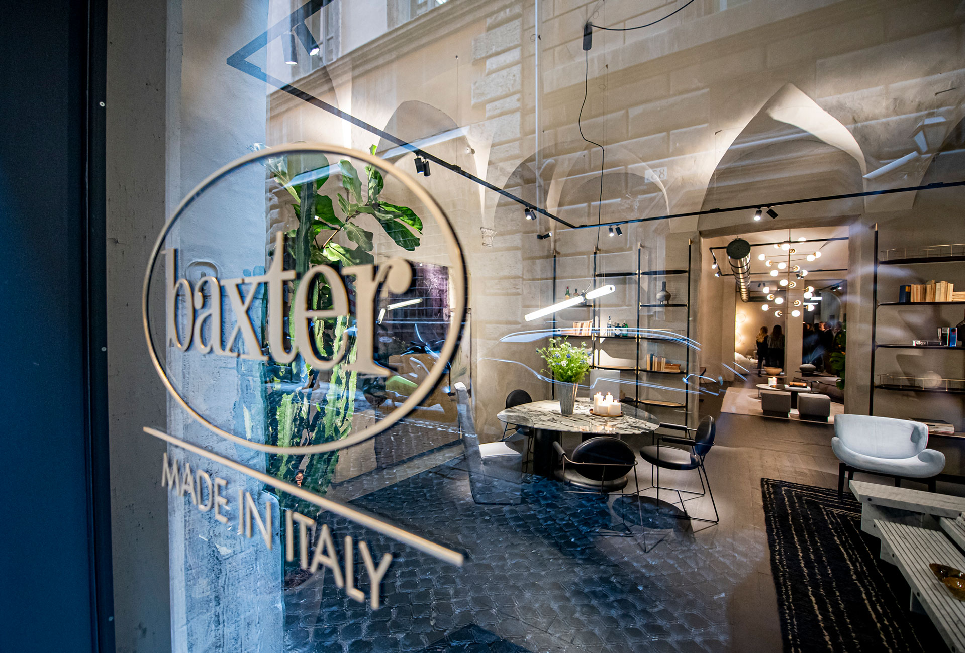 OPENING BAXTER ROMA