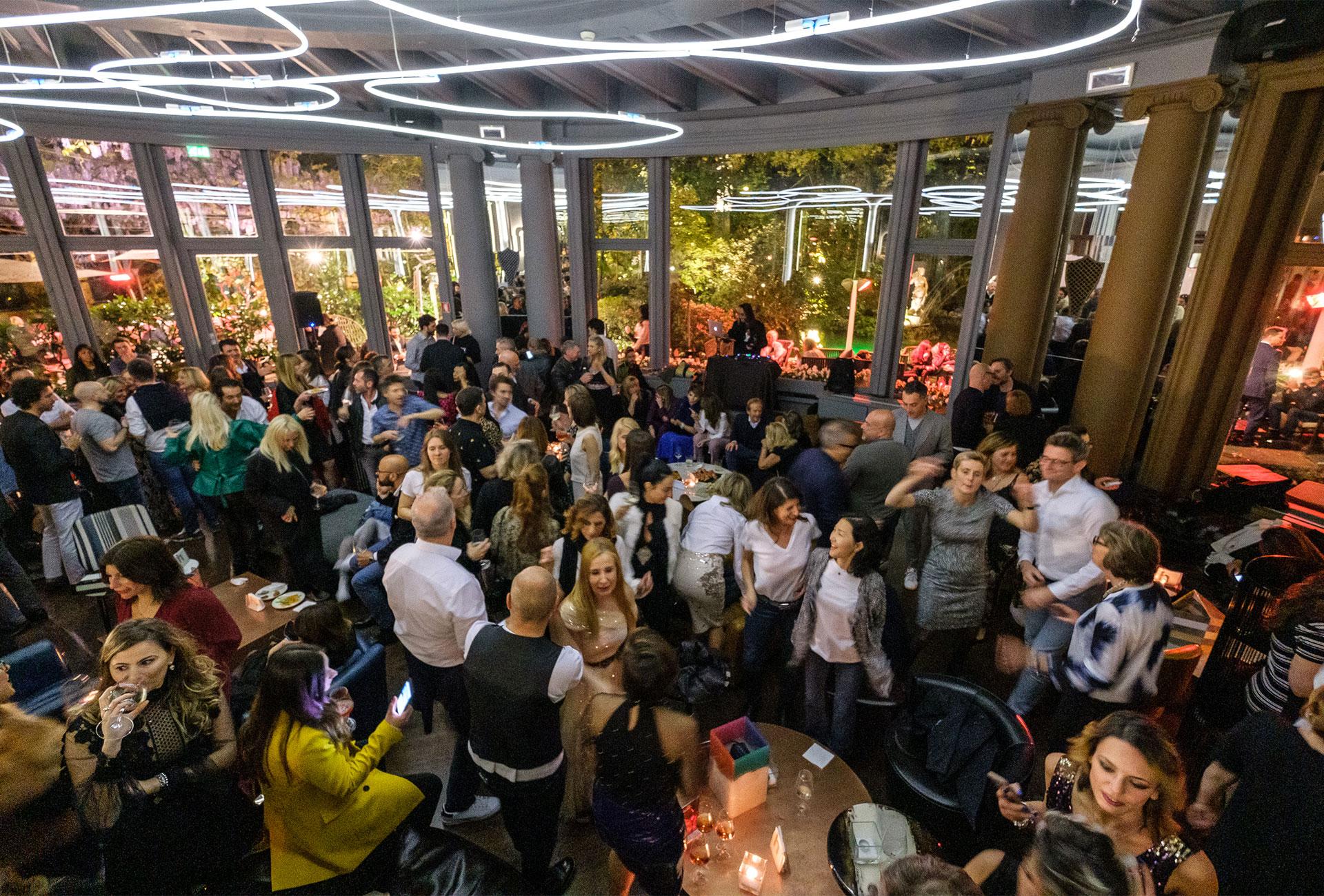 BAXTER SHERATON DIANA MAJESTIC - FUORISALONE 2019 PARTY