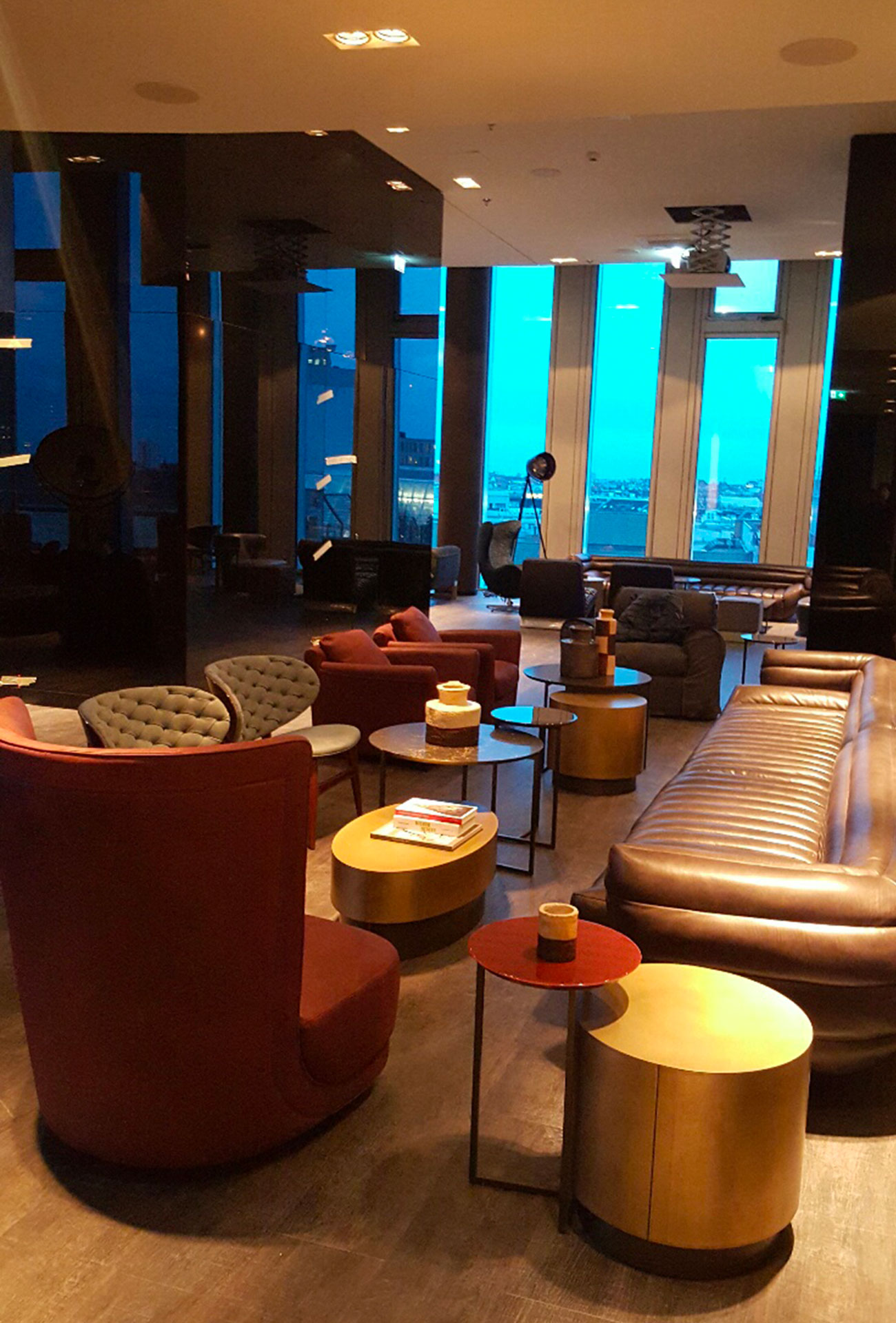 MOTEL ONE UPPER WEST | BERLINO