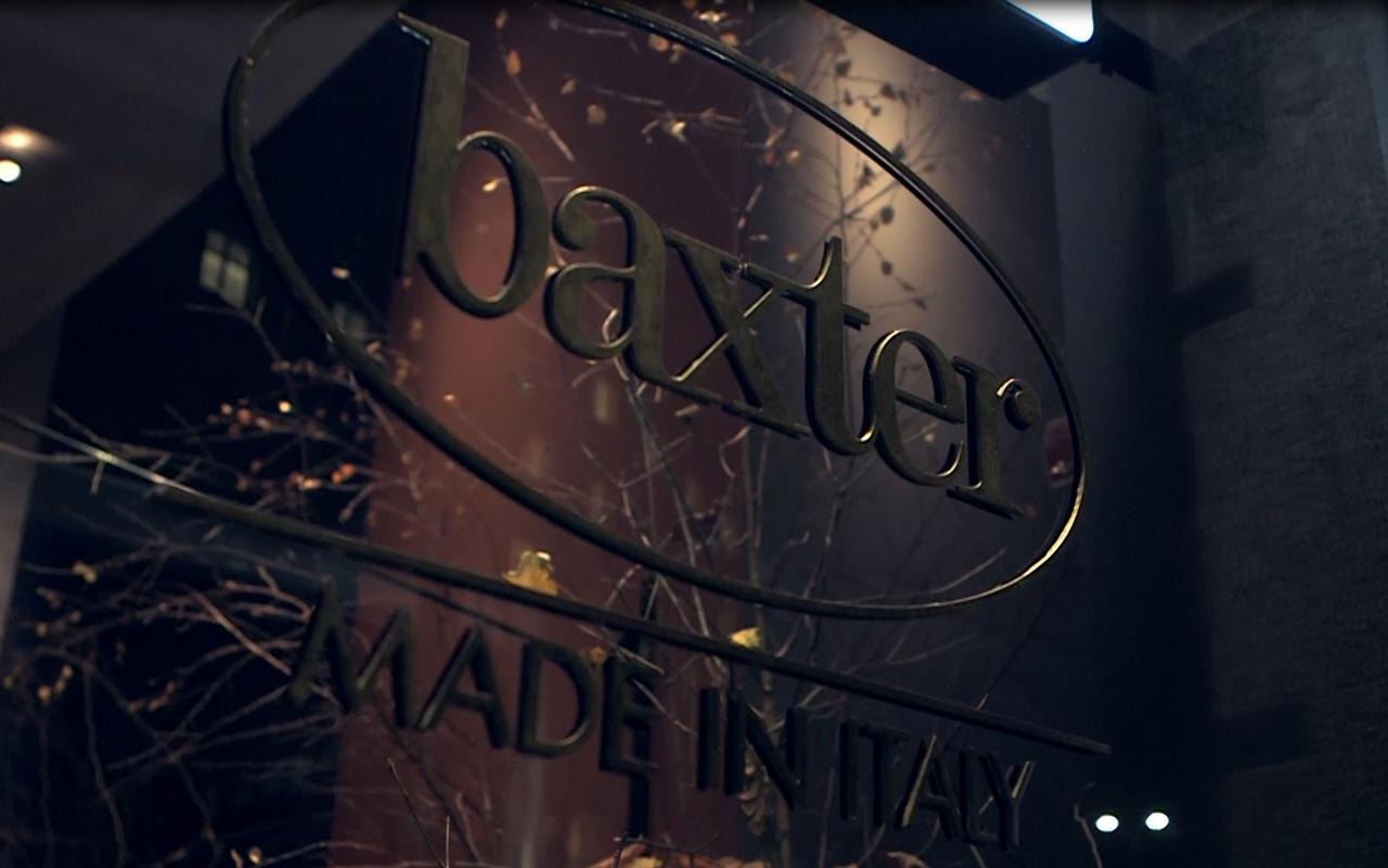 BAXTER & ELLE DECOR INSIDE THE MOST EXCLUSIVE SECRET CLUB
