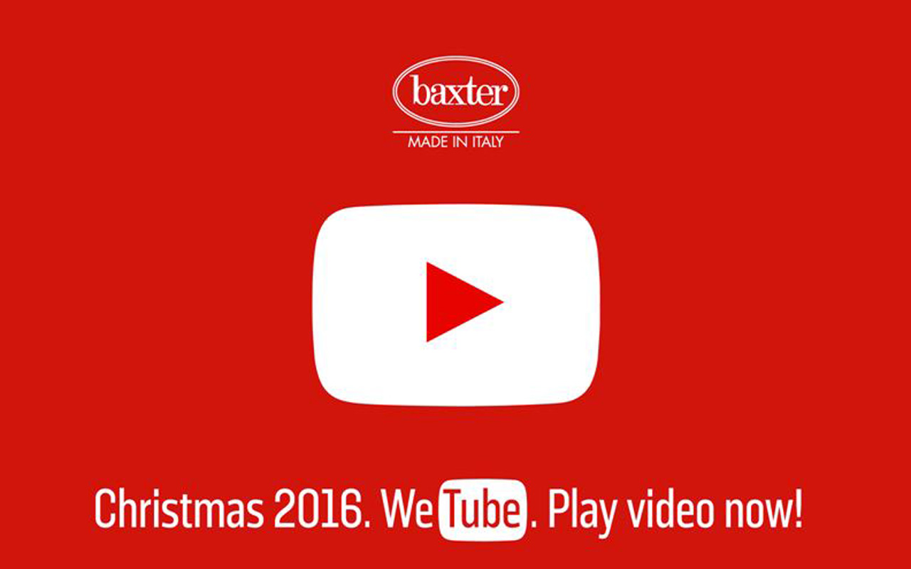 WE TUBE: MERRY CHRISTMAS!