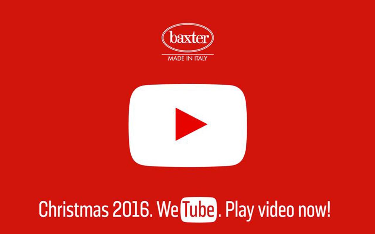 WE TUBE: MERRY CHRISTMAS!