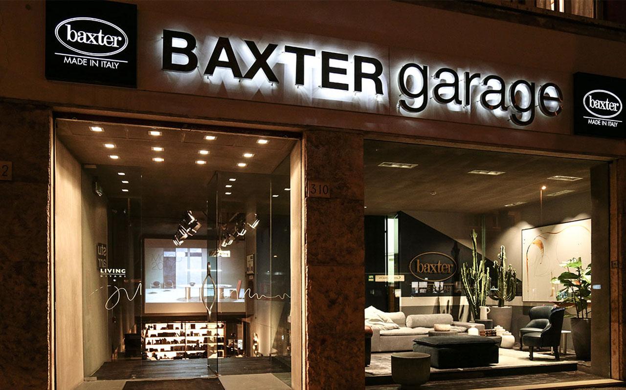 AUTEUR GEOMETRIES BY BAXTER GARAGE IN ROME