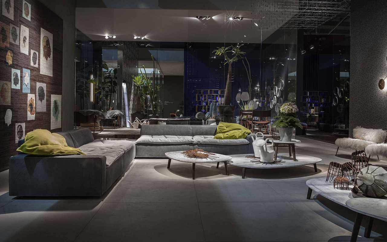BAXTER AT MILAN DESIGN WEEK: BETWEEN '70S STYLE AND MODERNITY