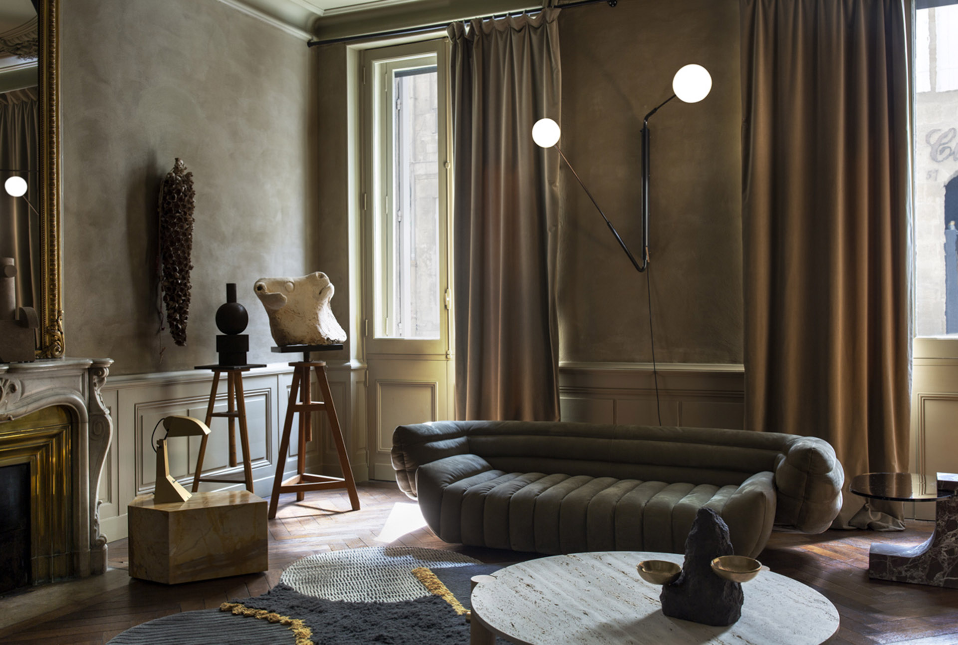 """BAXTER PARTNER OF """"GENIUS LOCI"""", A PROJECT BY STUDIOPEPE AND COUTUME {STUDIO}"""