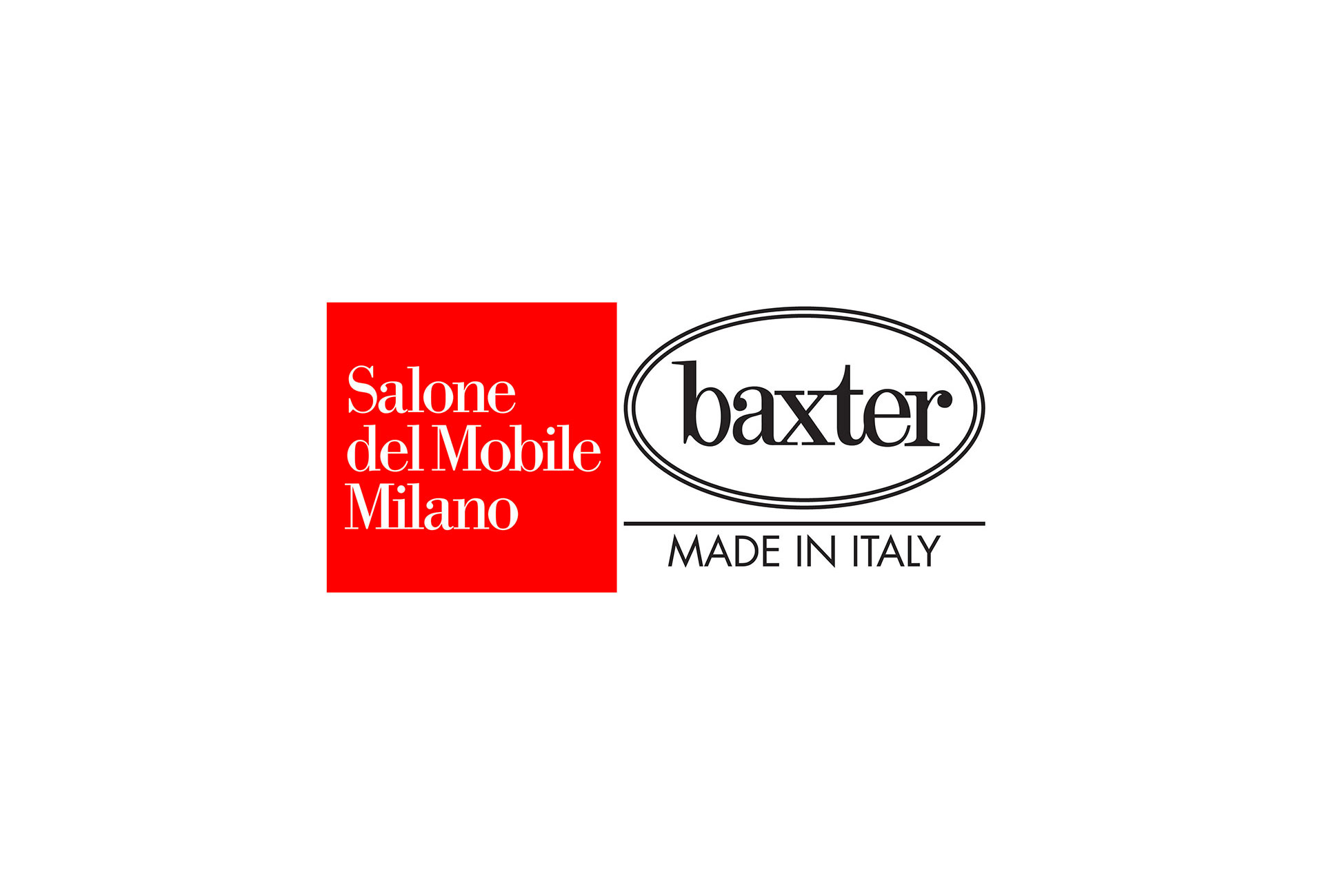 SALONE DEL MOBILE ACCORDING TO BAXTER