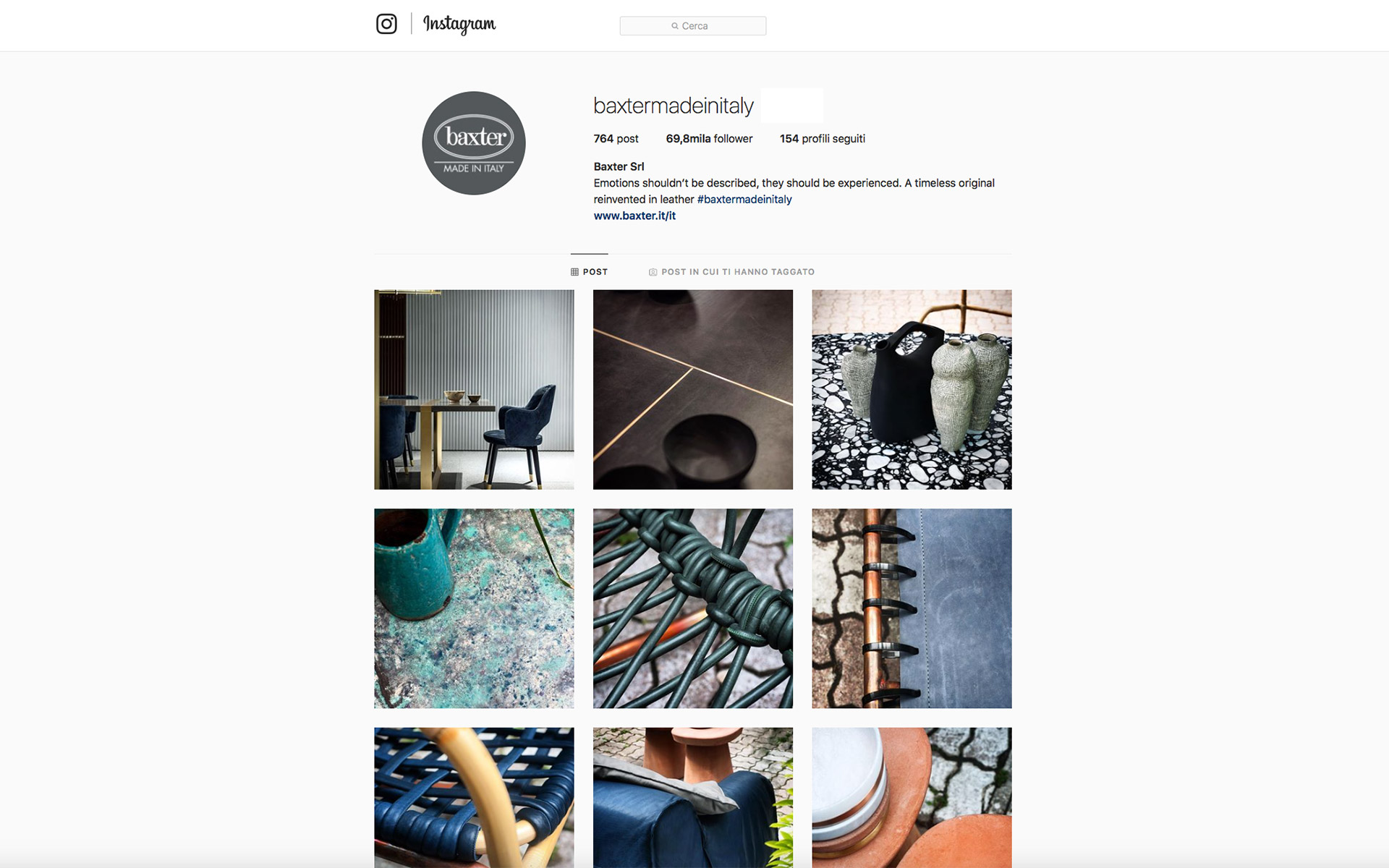 5 INSTAGRAM PROFILES SUGGESTED TO DESIGN LOVERS