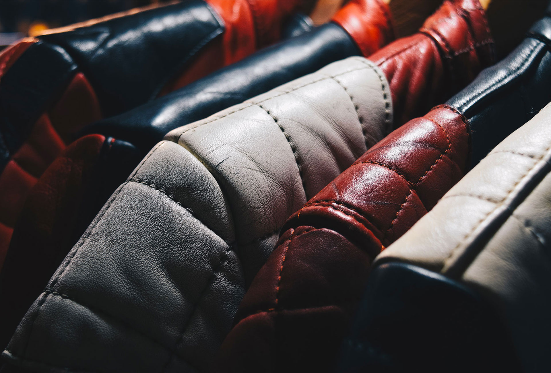 FASHION&DESIGN: THE LEATHER JACKET IS 90 YEARS OLD
