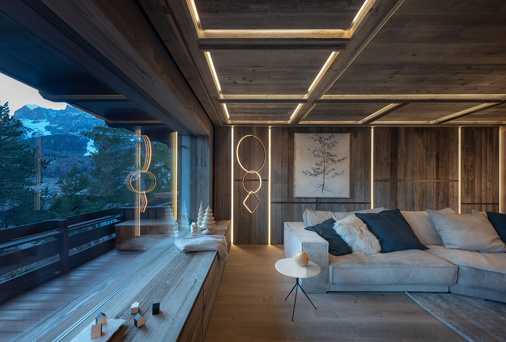 LUXURY APARTMENT | CORTINA