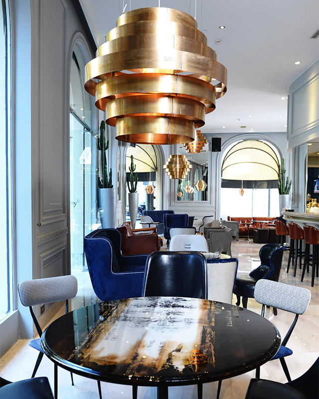 WESTIN EXCELSIOR CAFE' DONEY | ROME