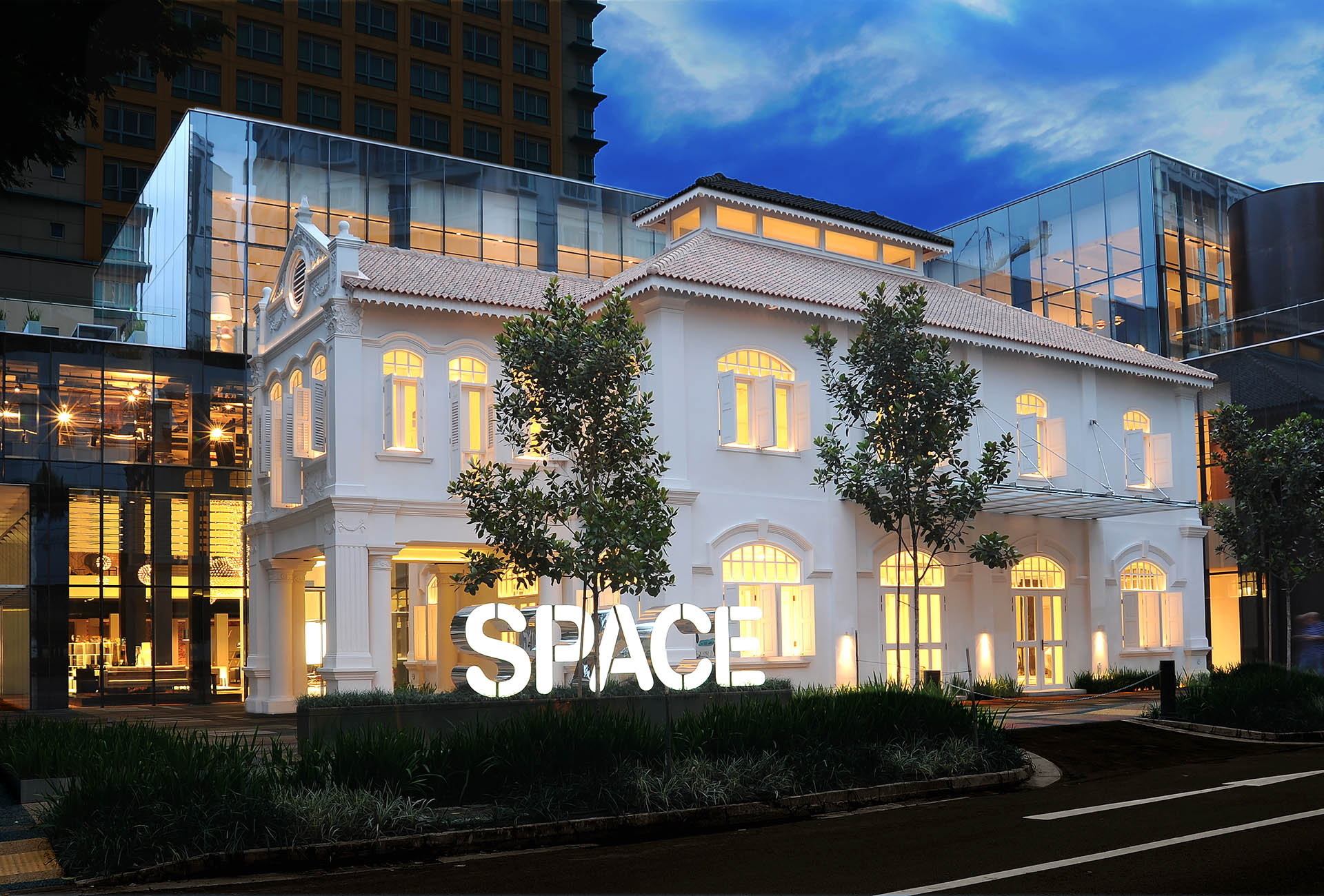 BAXTER BECAME PART OF THE SPACE FURNITURE FAMILY IN SINGAPORE