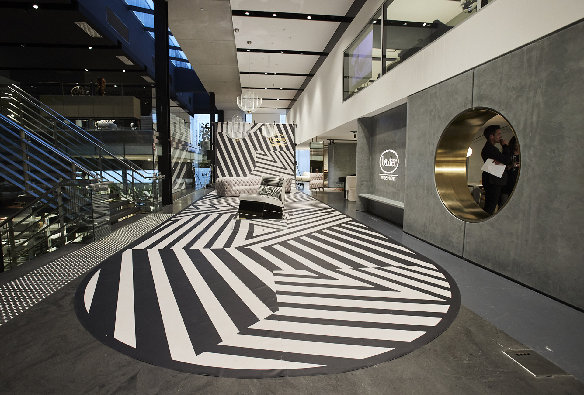 BAXTER BECAME PART OF THE SPACE FURNITURE FAMILY IN SYDNEY