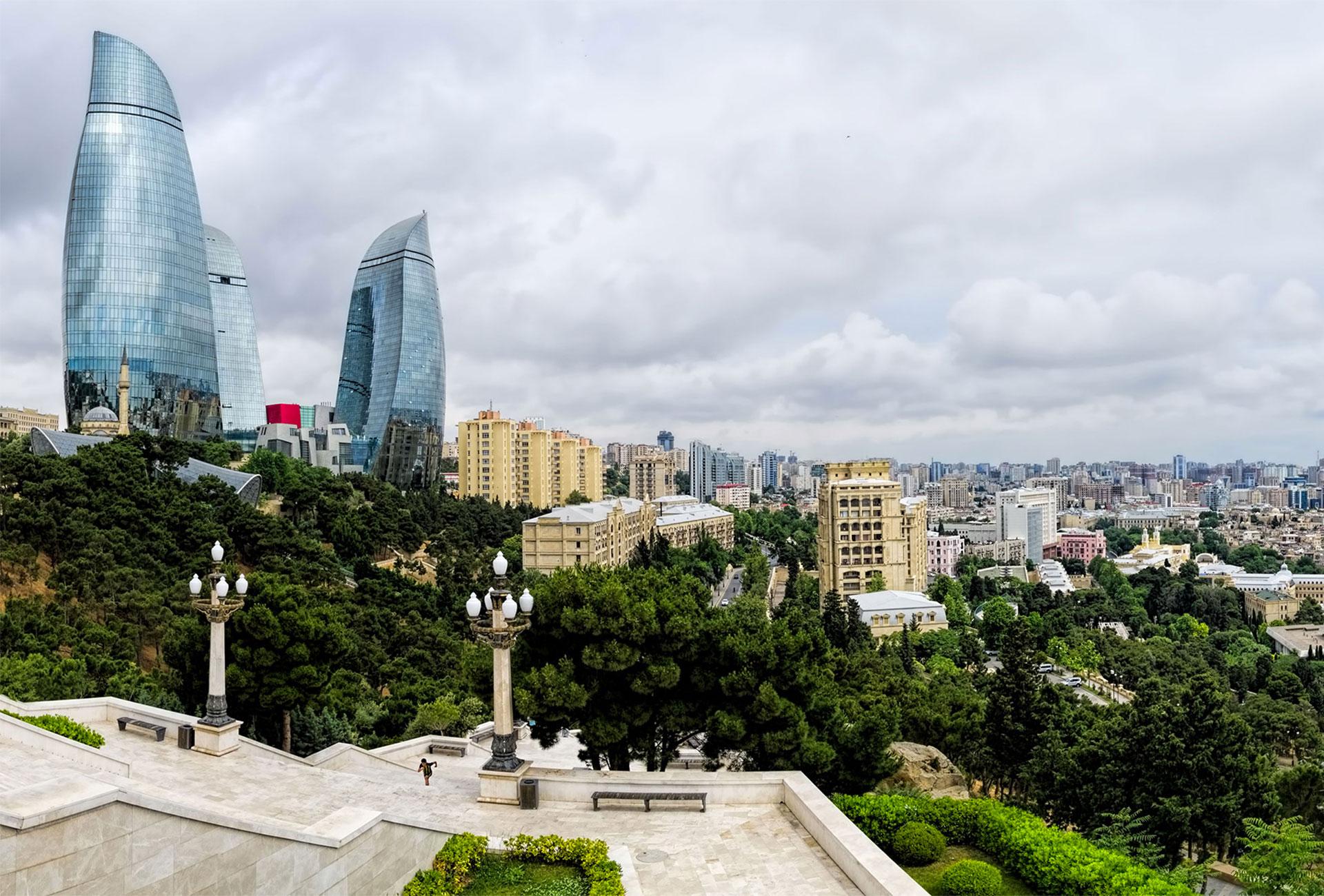 UN VIAGGIO IN AZERBAIGIAN: BAKU, TRA ORIENTE E OCCIDENTE